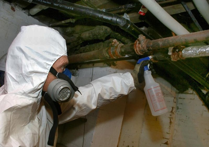 Dealing with the danger of asbestos