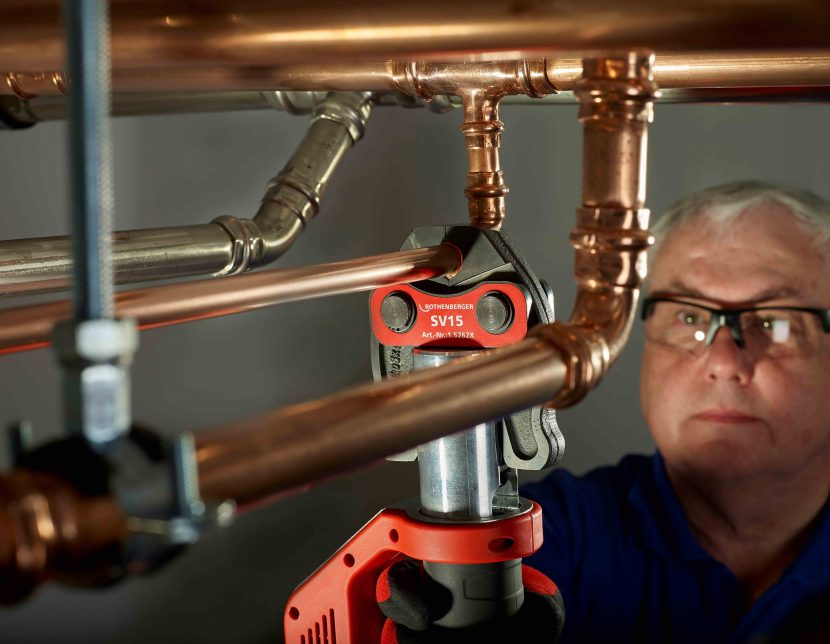 Free webinar on flame-free press fittings