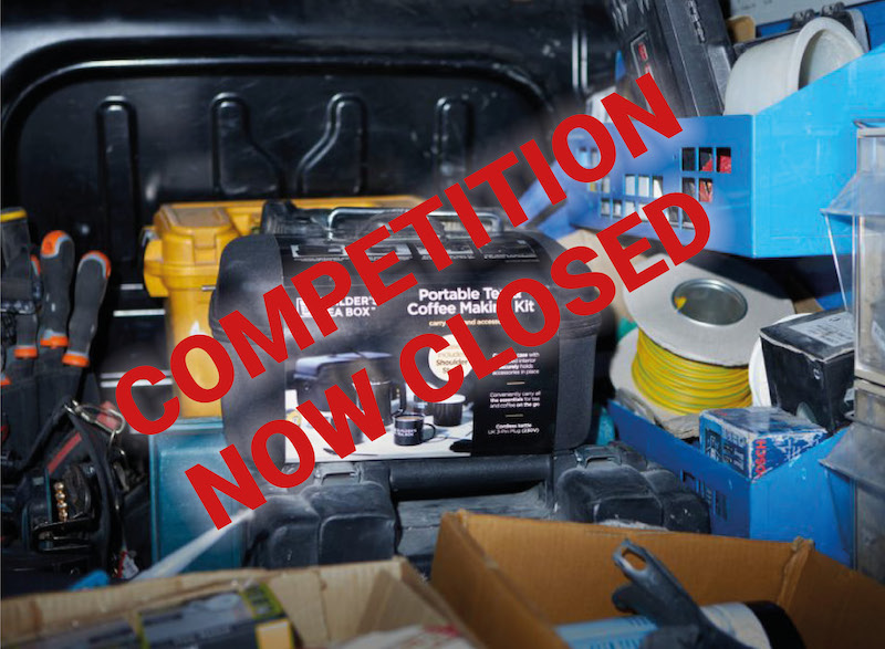 COMPETITION: Win a Builder's Tea Box