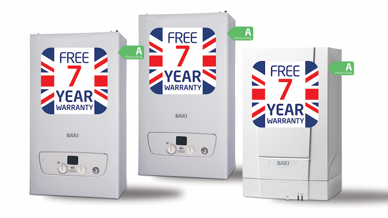 Baxi expands 600 range with more options