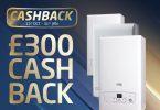 Boiler cashback scheme returns