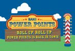 Power up your points reserve