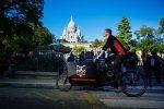 Plumbing in Paris on two wheels