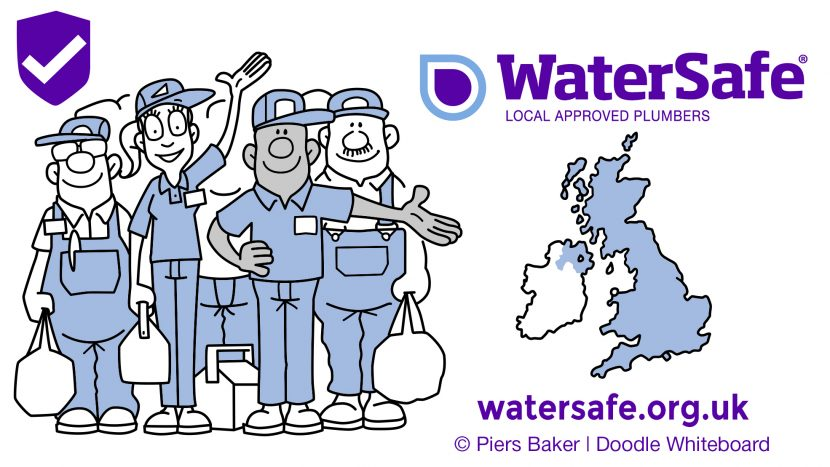 Calling plumbers in Wales and Northern Ireland
