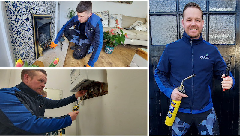 Plumbing business funds good causes