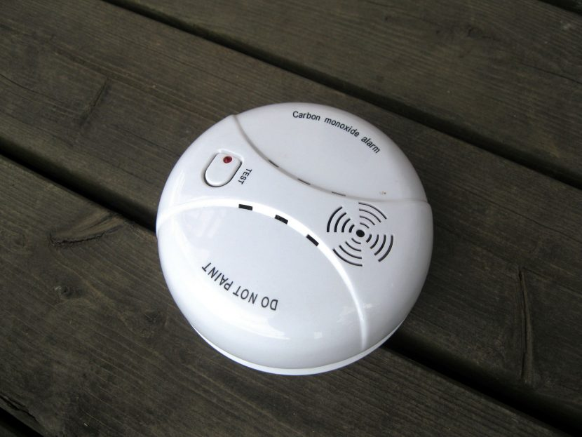 Carbon monoxide alarms absent in 25% of homes