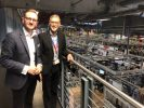 Committee on Climate Change CEO discusses future of heating at Worcester Bosch