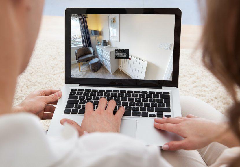 Virtual house demonstrates renewable heating