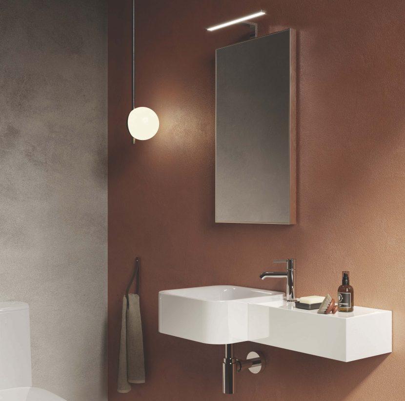 RAK-Petit is big on style in small bathrooms