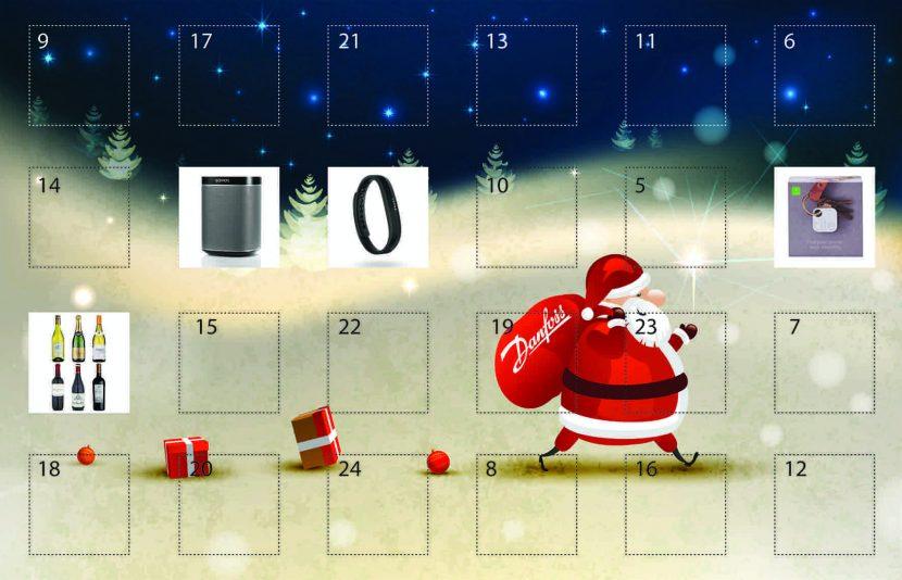 Danfoss Advent Calendar competition returns