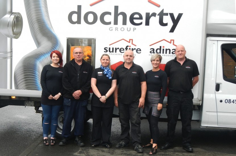 Docherty opens new Gateshead branch