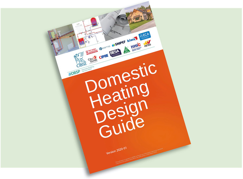 Revised guide to domestic heating