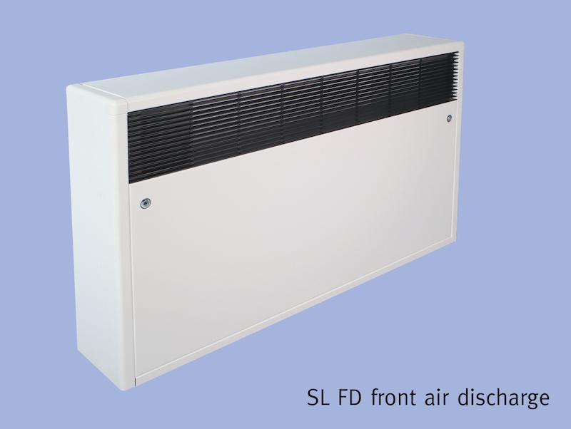 Fan convectors for schools