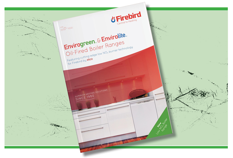 New Envirogreen low NOx brochure from Firebird