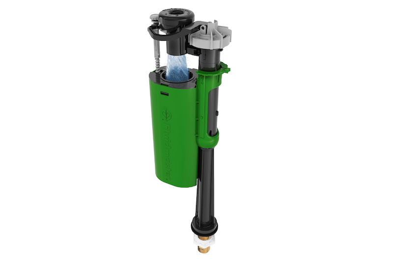 Airgap 6000 Series: adjustable cistern fill valve completely eliminates backflow
