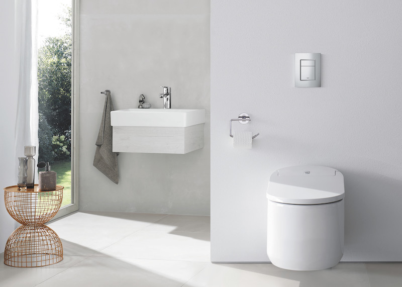 Consumer promotion from Grohe