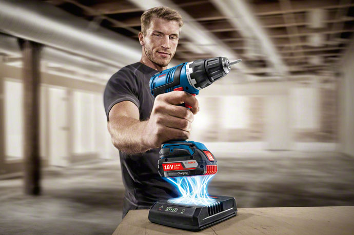 Wireless charging for power tools: enter to win!