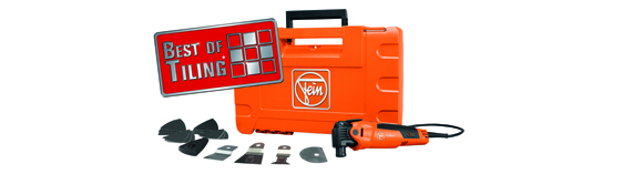 MultiMaster a must for tiling, and we're giving one away
