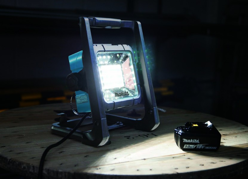 Win a Makita work light