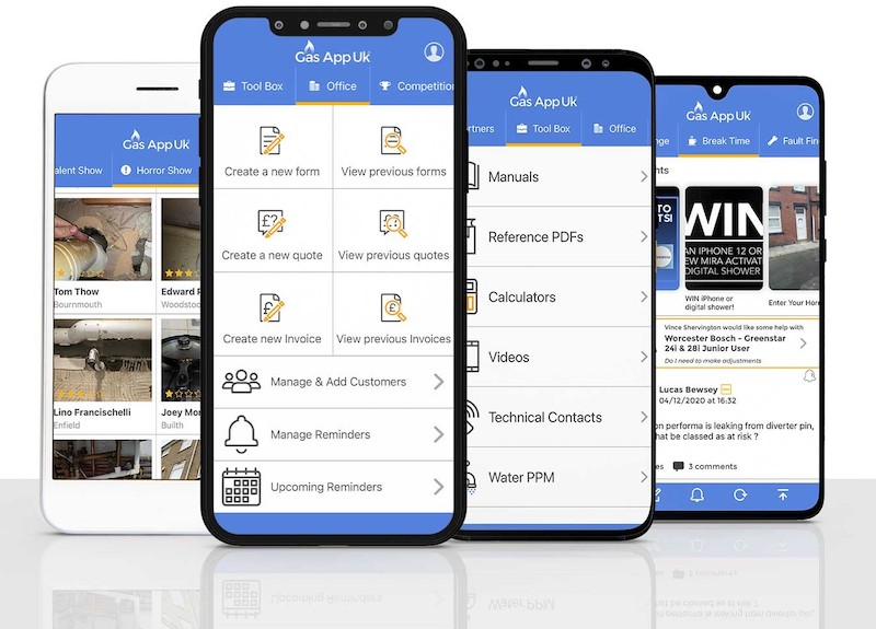 In-app features improve user experience