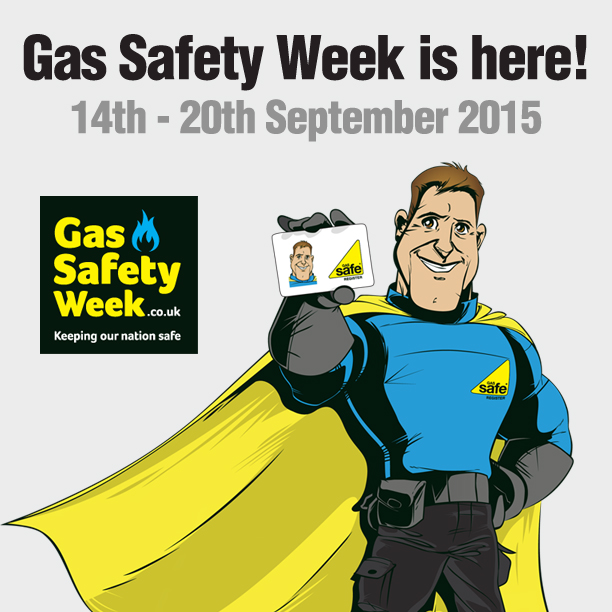 Raising awareness about gas safety