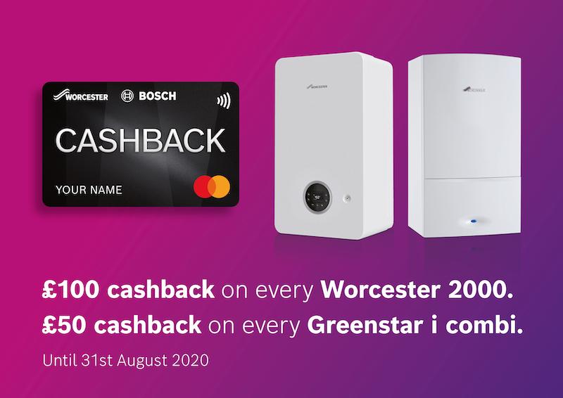 Cashback offer expanded