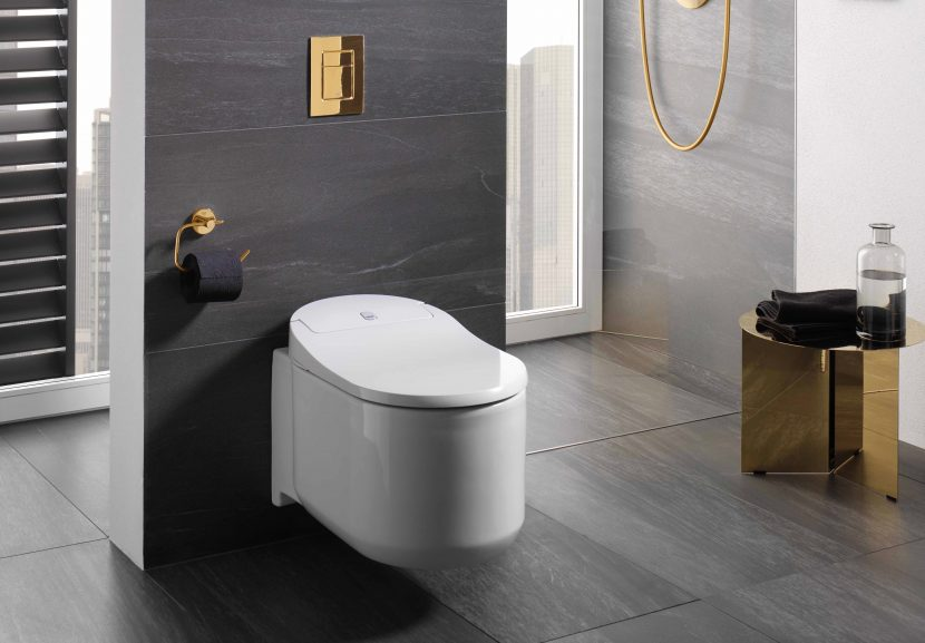 Buy a Grohe shower toilet and get £100 cashback