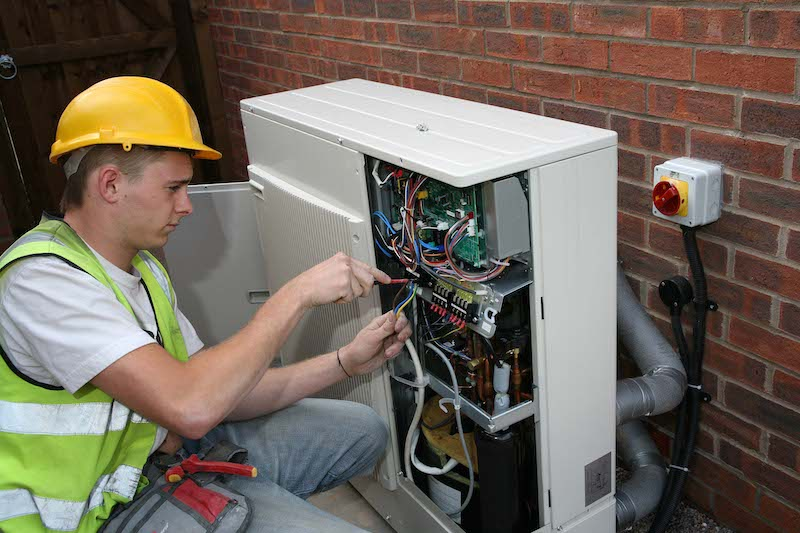 How will the gas boiler ban affect access to talent in HVACR?