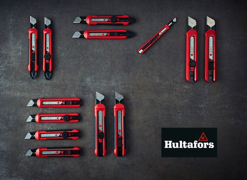 Hultafors 'Snap-Off' knives