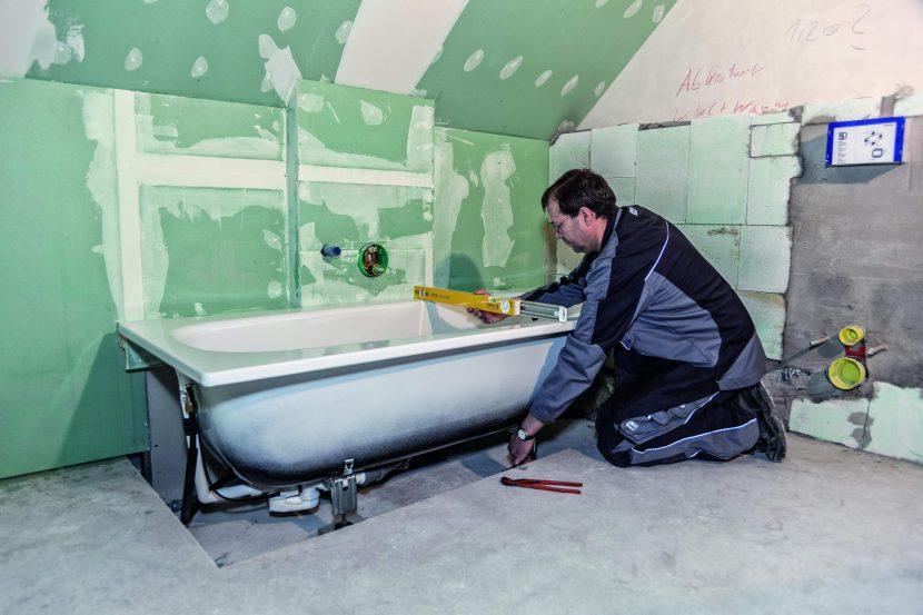 Poll suggests big demand for bathroom refurbishments