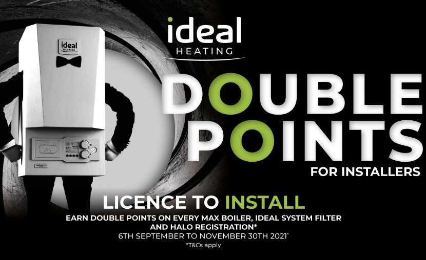 Ideal double points promotion