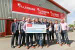 Installers cash in on big cash prize