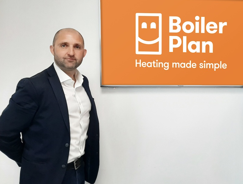 Heating firm named in Startups 100 index