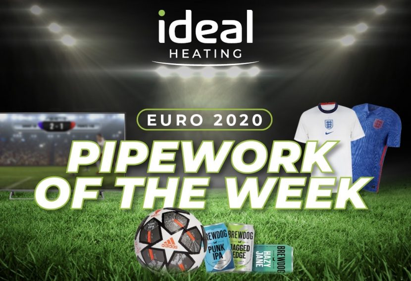 Chance to win a weekly Euros prize bundle