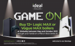 Chance to win the latest game consoles