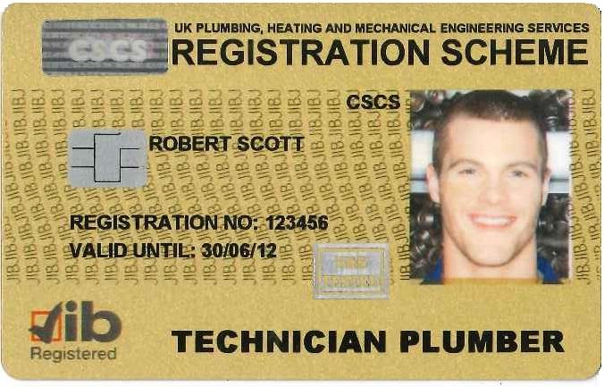 Grading Card deadline looms for Scottish plumbers