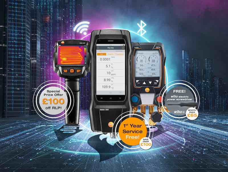 Autumn offers on test and measuring equipment