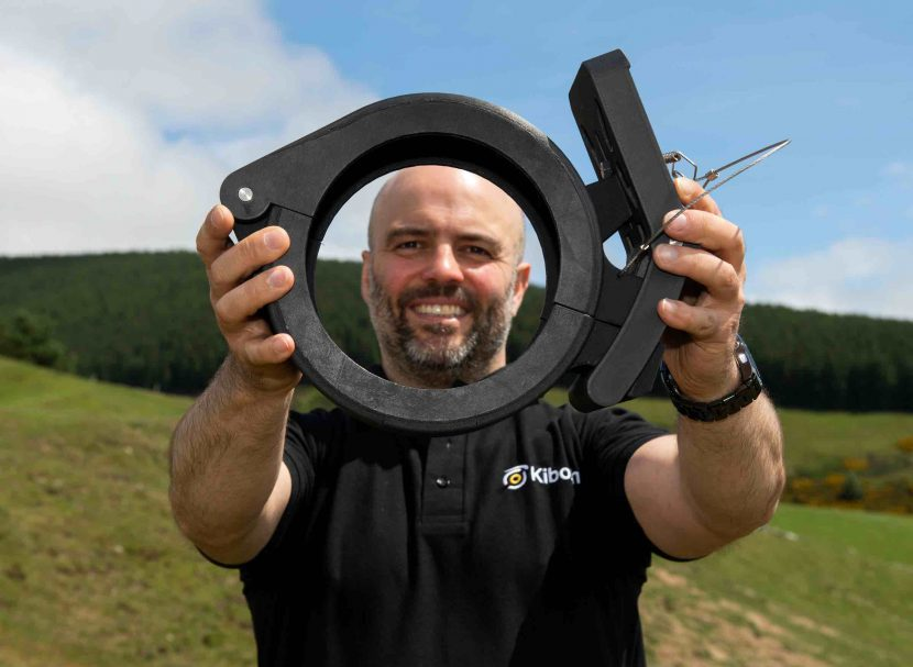 Plumber's pipe repair solution attracts global backing