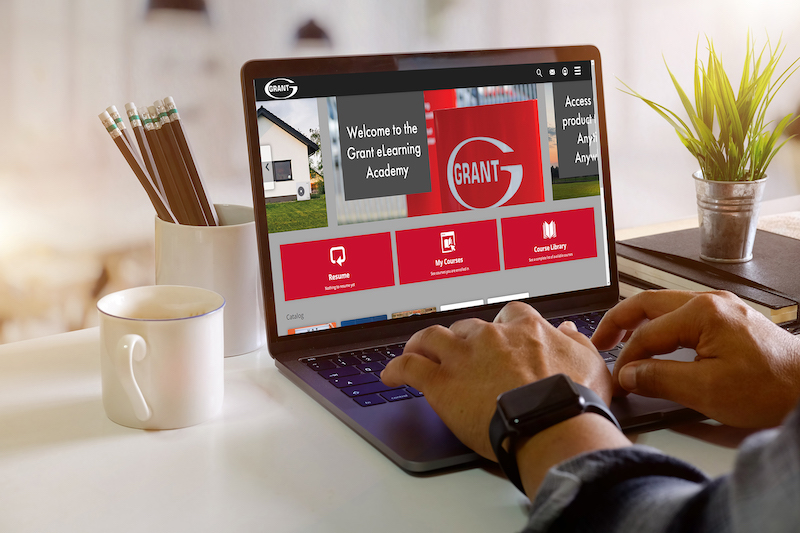 eLearning Academy now available from Grant