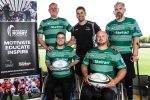 Support for wheelchair rugby