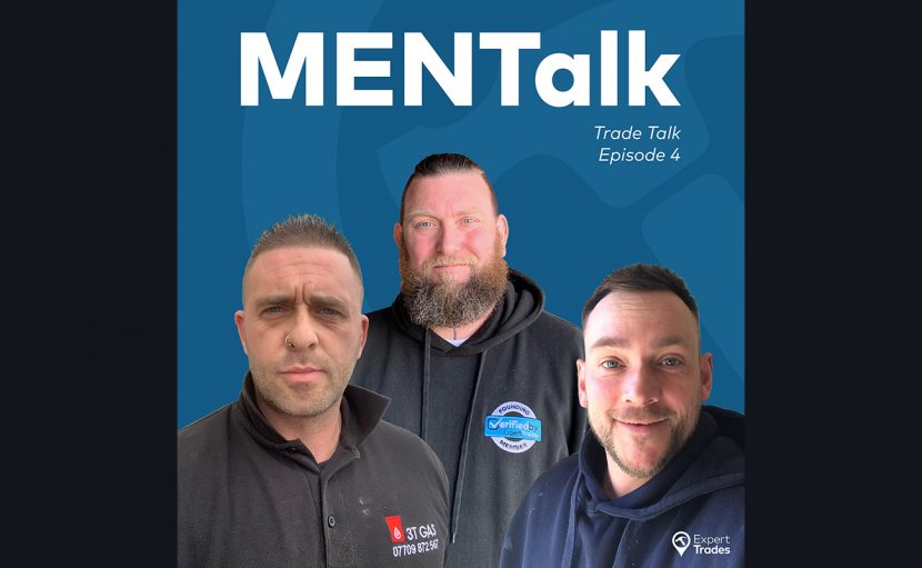Mental health podcast for men in the trades