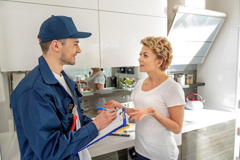 Convincing customers to keep boilers healthy
