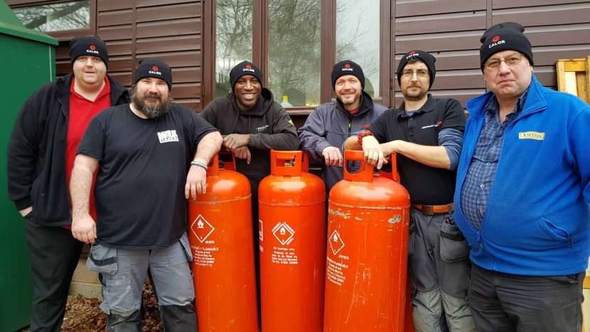 Heating installers come to aid of disabled children's charity