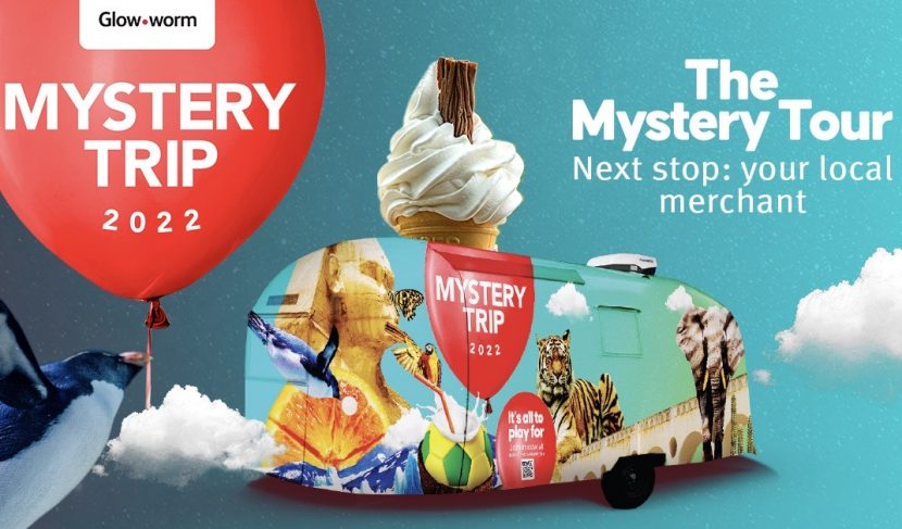 Mystery Trip tour takes to the road