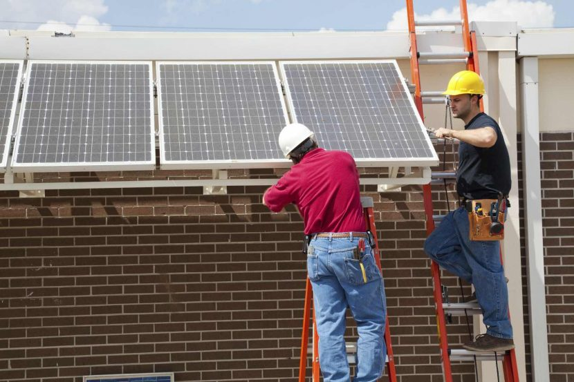 New solar skills project for London