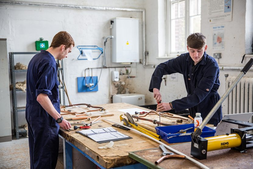 Drop in apprenticeships sparks calls for reform