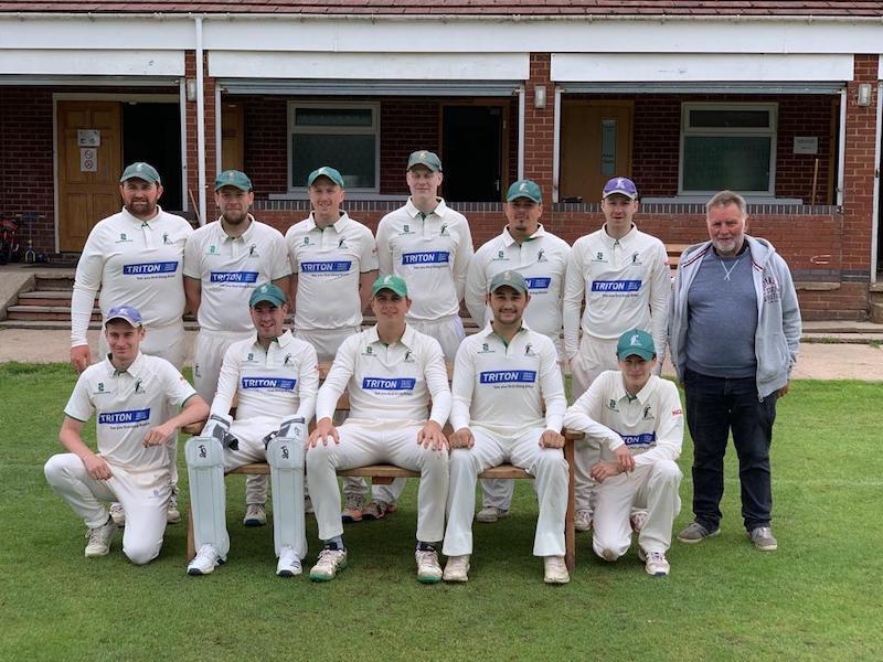 Triton backs its local cricket club
