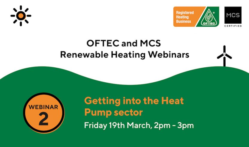 Webinar explains how to get into heat pumps