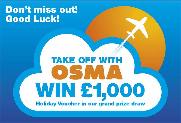 Holiday vouchers and more up for grabs