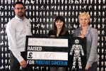 Big cheque to help fight prostate cancer